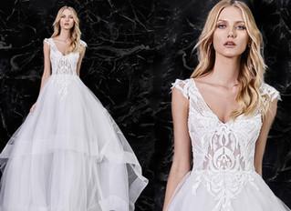 Victoria Kyriakides Spring 2018 Bridal Fashion Show - The Cut - NYMag