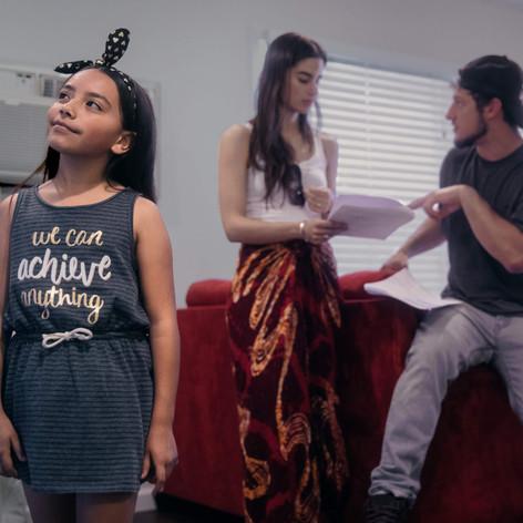 Amaya Islas, Jasmin Marsters, Arman Zajic
