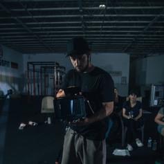 Cinematographer Arman Zajic