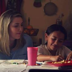 Jenna Bleecker and Amaya Islas