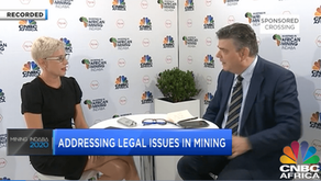 Video: Next Month Will be Sticky for SA Miners – Here's Why