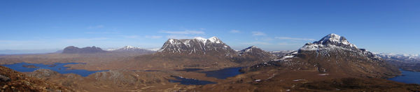 A level geology field studies in the North West Highlands Geopark