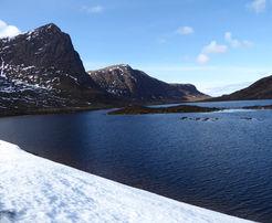 Geography field studies glaciation scotland