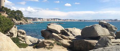 Geography fieldwork in Spain