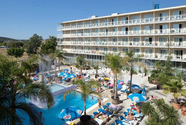 A Level Geography Fieldwork Costa Brava Hotel Accommodation