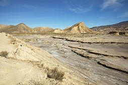 A Level Geography Arid Dryland Desert Fieldwork