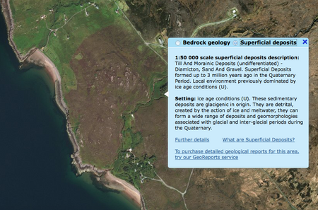 geography field studies fieldwork glaciation scotland