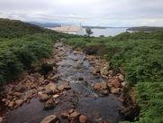Acheninver Hostel river