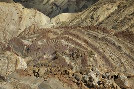 Geography field studies in the Tabernas Desert, Spain
