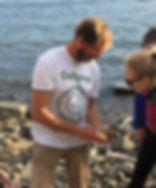 A Level Geology field studies in Dorset