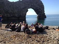 Geography field studies Dorset, Scotland