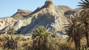 A Level Geography Fieldwork Arid Dryland Desert Landscape