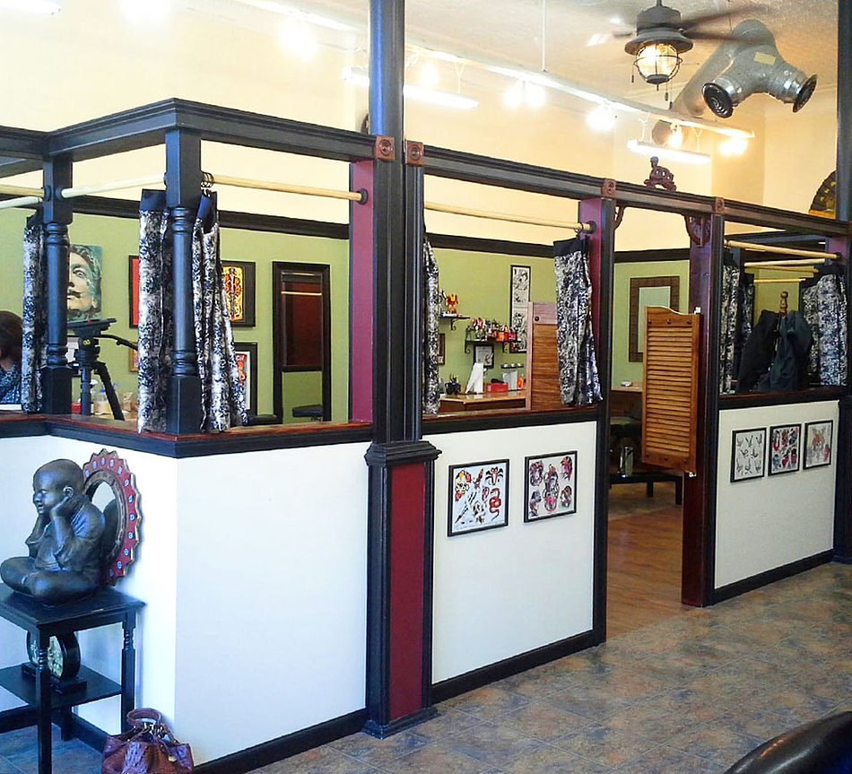 Mad ethels contact for Best tattoo shops in raleigh