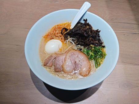 Tokyo Ramen Review - Ippudo