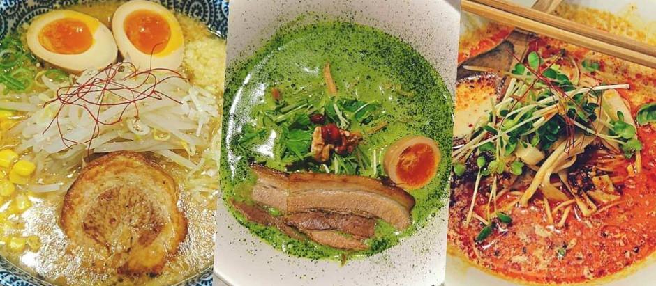 Top 10 Ramen Bars in Tokyo - Part 1