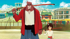 THE BOY AND THE BEAST | ANIME REVIEW