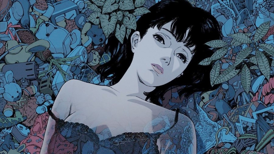 Cover from the Anime film Perfect Blue by Satoshi Kon