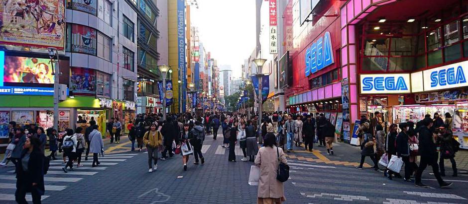 Tokyo Travel Tip - Ikebukuro