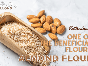 One of The Beneficial Flours- Almond Flour