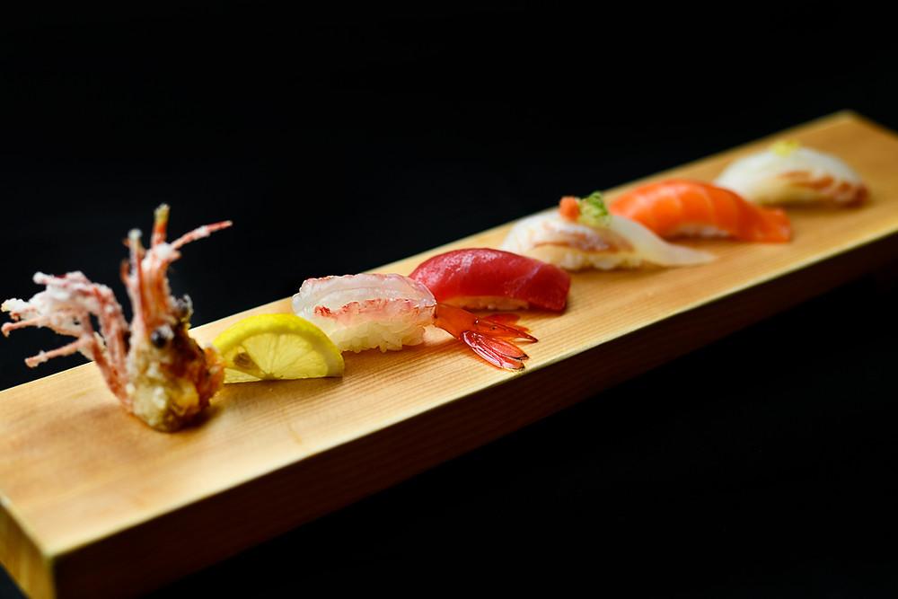 Sushi San Shi Go Newport Beach Omakase 101 4/22~4/25