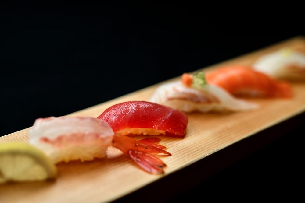 Omakase 101 Best sushi in Orange County
