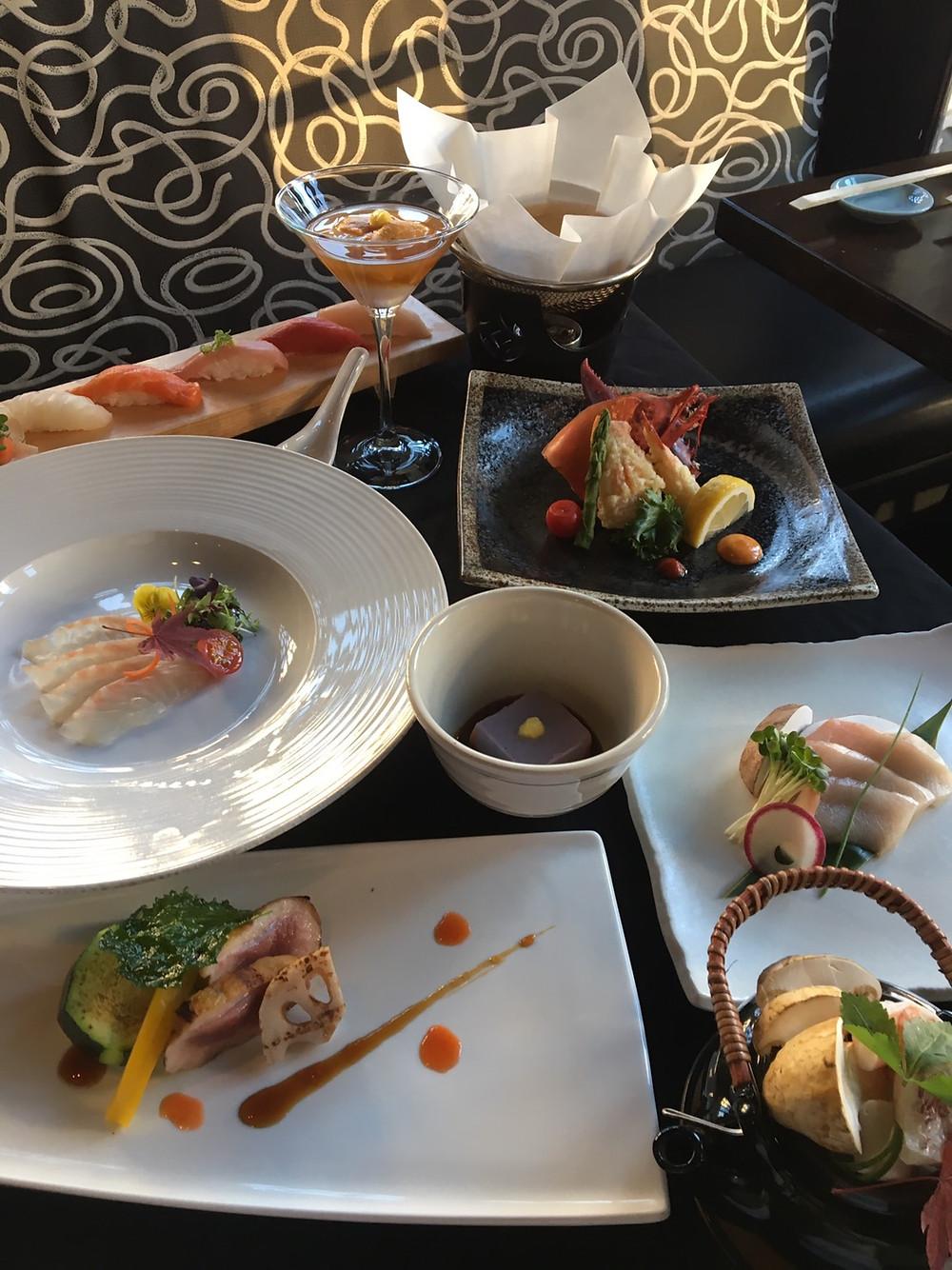 San Shi Go Newport Beach Omakase Sushi