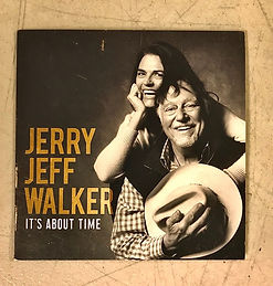 Jerry Jeff Walker sleeve