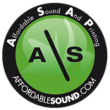 Affordable Sound and Printing