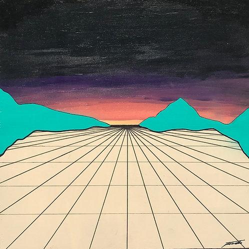 "Mason Marquardt - ""Mimosa"" print"