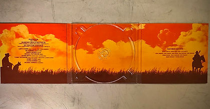 Gary P. Nunn-Friends For Life 6 panel digipak