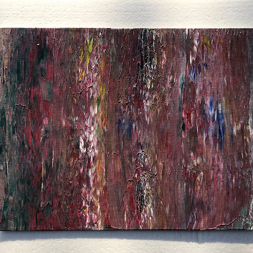 "Milo Marquardt - ""Bob"" painting"