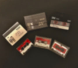Mini DV, DAT Tape, Microcassette