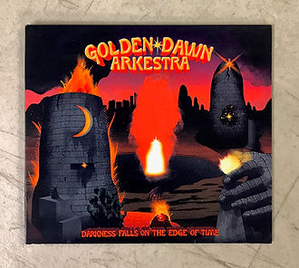 Golden Dawn Arkestra-Darkness Falls on the Edge of Time