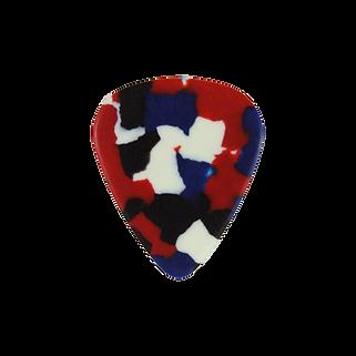 Confetti guitar pick