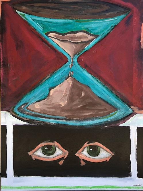 "Mason Marquardt - ""Aint Got Time"" print"