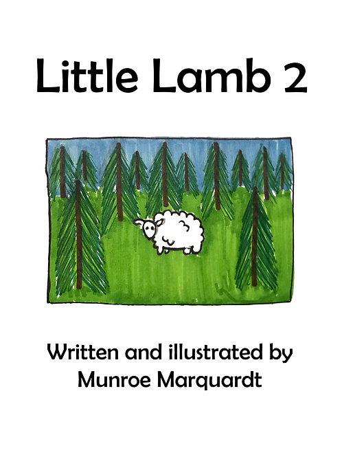 Munroe Marquardt - Little Lamb 2 comic