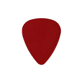 red guitar pick