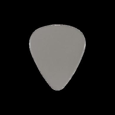 Custom PVC gray guitar pick