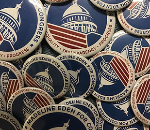 Campaign Buttons-Affordable Sound