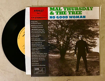 "Mal Thursday 7"" record"