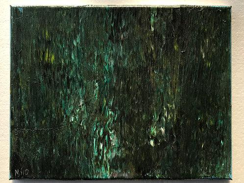 """Milo Marquardt - """"Marley"""" painting"""