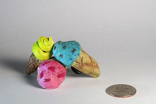 Munroe Marquardt - Ice cream fridge magnet