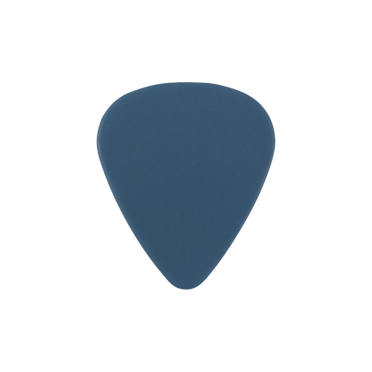 Delrin blue guitar pick