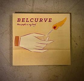 Belcurve digipak front