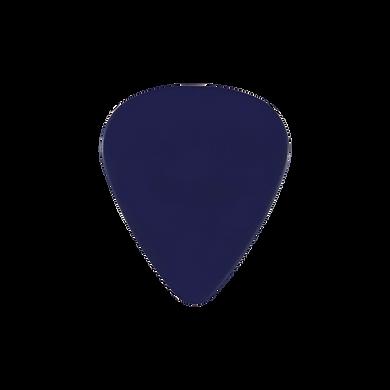 Custom Pvc dark blue guitar pick