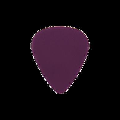 Delrin purple guitar pick