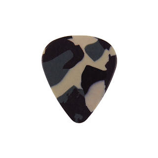 Camoflauge guitar pick