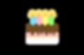 Gâteau Pixel