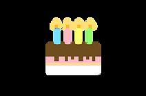 Pixel-Kuchen