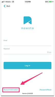 Nowsta App